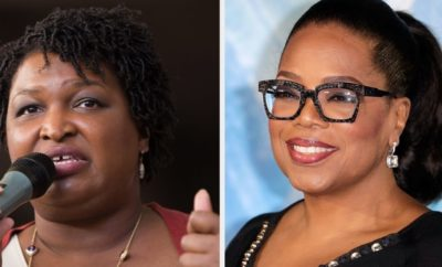 Oprah to Campaign for Abrams