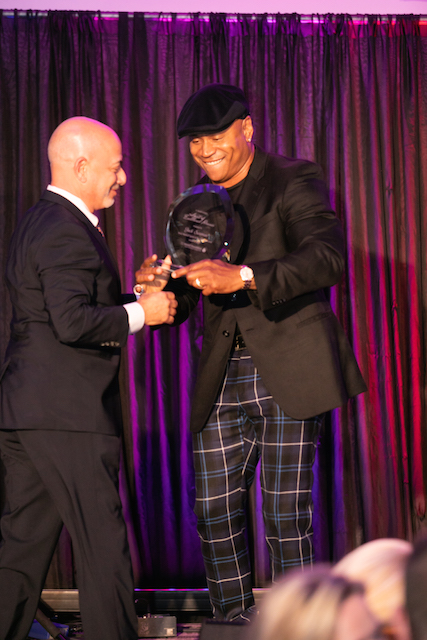 LL Cool J at TJ Martell Dinner