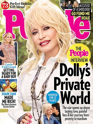 Dolly Parton People Magazine