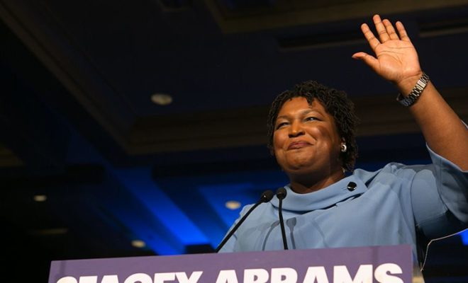 Stacey Abrams concedes