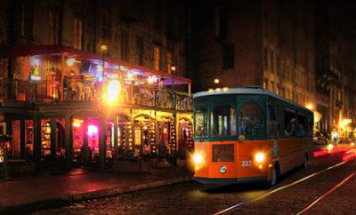 Atlanta, Trolley's, Holiday, Sights,Tour
