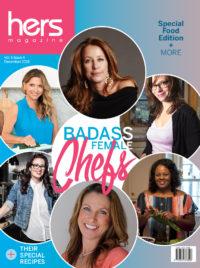 Hers Magazine Decmber 2018