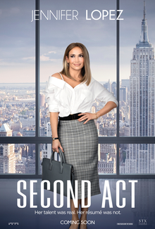 Second Act movie