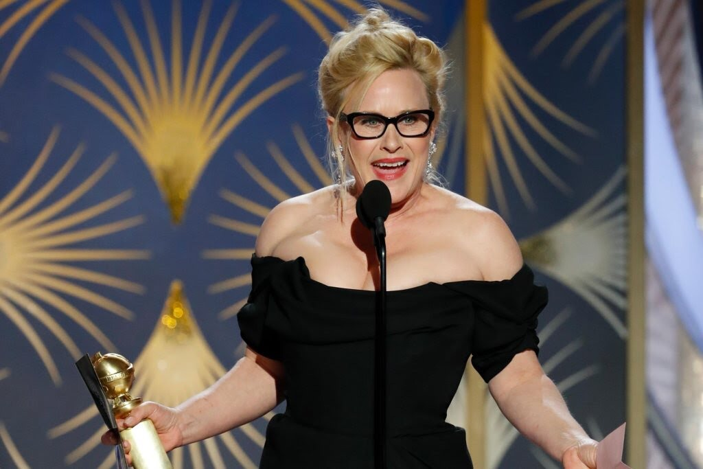 Patricia Arquette Golden Globes