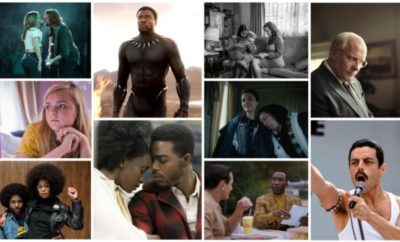 2019 Oscar predictions