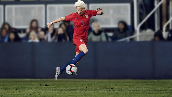Women's Soccer Sue for Gender Discrimination | HERS Magazine