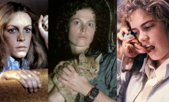 Our Favorite 80s Horror Movie Queens Hers Magazine