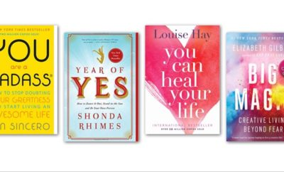 10 Books To Get Through It