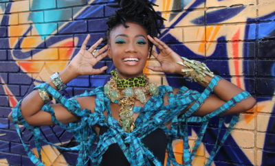 Atlanta artist Read Fisher creates wearable works of art