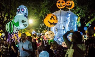 Atlanta Halloween Lantern Parade