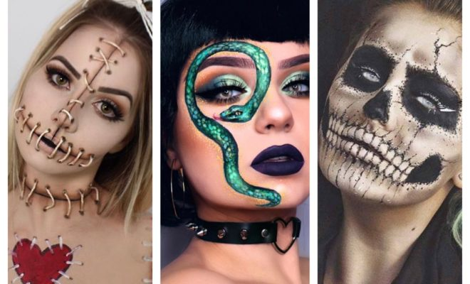 Halloween Makeup Ideas Instagram